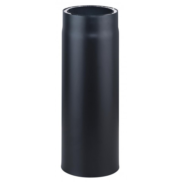 Rauchrohr isoliert, Länge 330mm