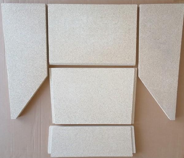 Modelle Morsø S50-40/45 Vermiculitesatz komplett