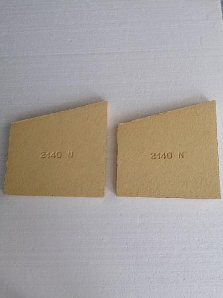 Seitensteine li/re 2140 mit Tertiärluft