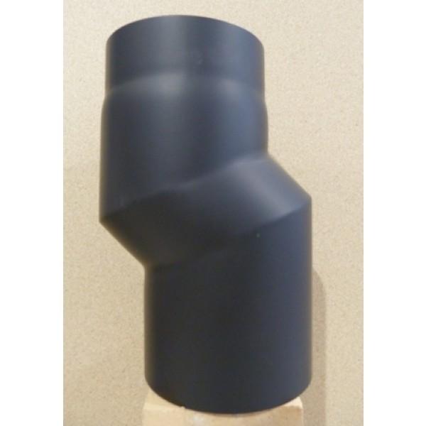 Rauchrohrversatzstück, 8cm, Ø150mm