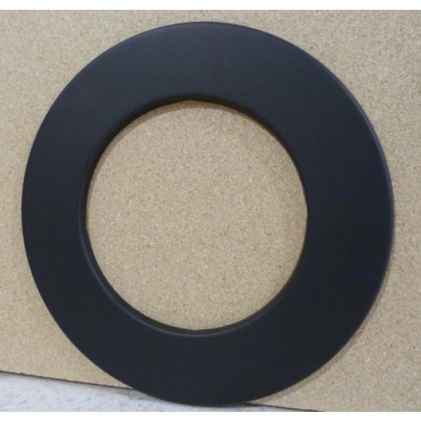 Rauchrohrrosette für Ø120mm isoliert